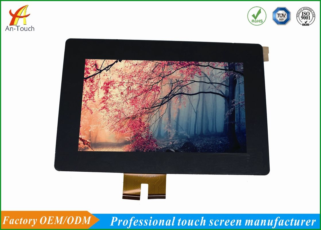 Car GPS Navigation Usb Touch Panel , 7 Inch Tablet Touch Screen Replacement